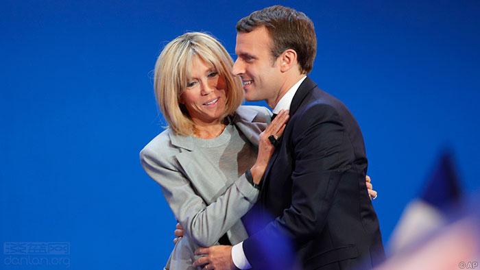 """丹麦前议员称法国当选总统马克龙是""""小Gay"""""""