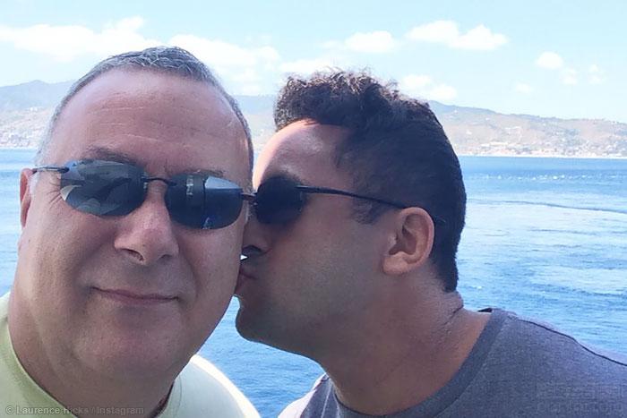 爱就是爱:英国同志球员与忘年恋人订婚