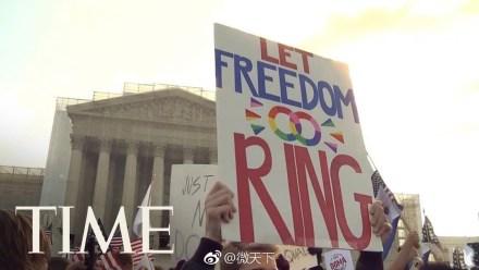 美国务院将停止向外国外交官的同性伴侣发放签证