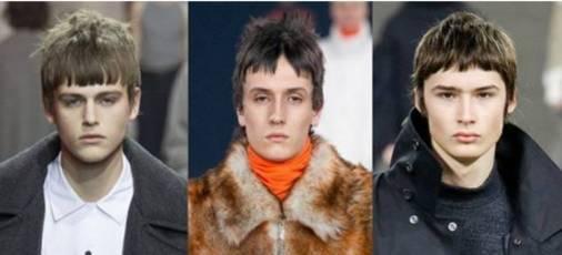 2018秋冬男士三大发型,从复古浪漫到硬朗