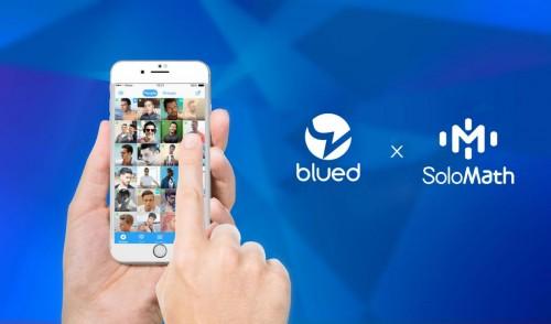 瞄准全球同性社交蓝海,SoloMath助力Blued快速抢占海外市场