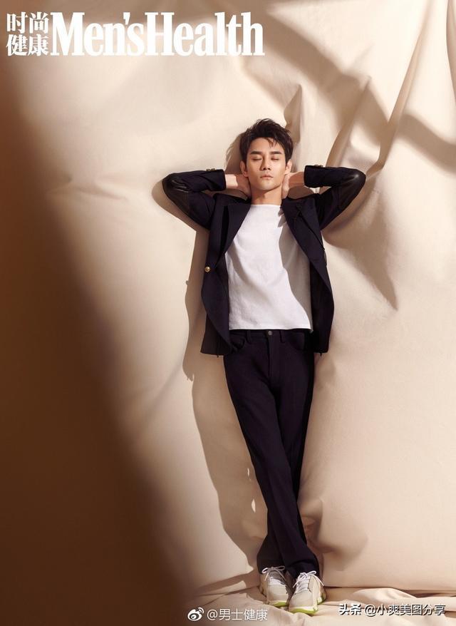 王凯,你为什么可以这么帅