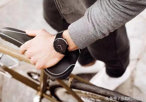 运动型智能手表,让你的健身更有品位