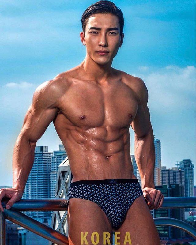 2019国际先生决赛开始,全球肌肉型男汇聚,可惜没有中国内地选手