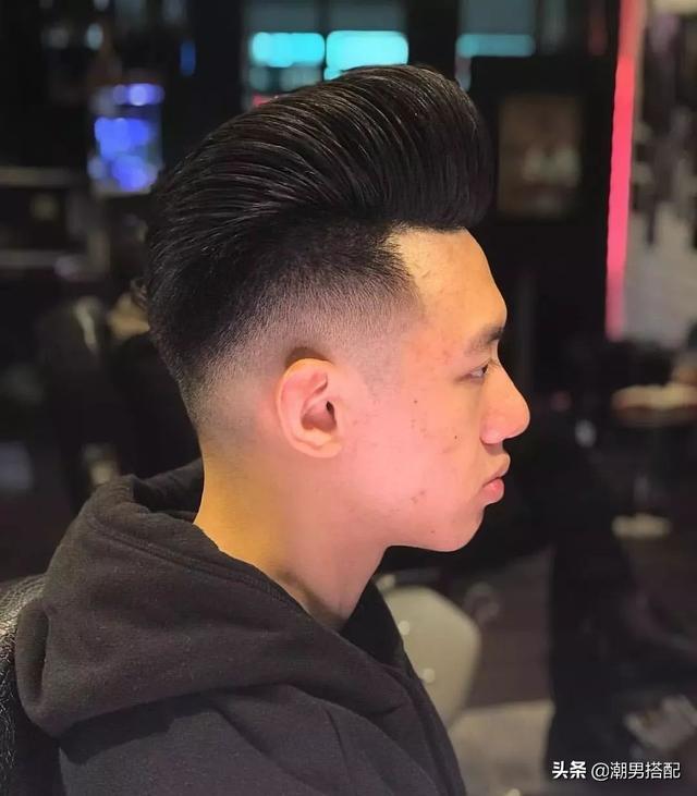 有没有不看脸的男生发型?发型师:来,你跟我剪!