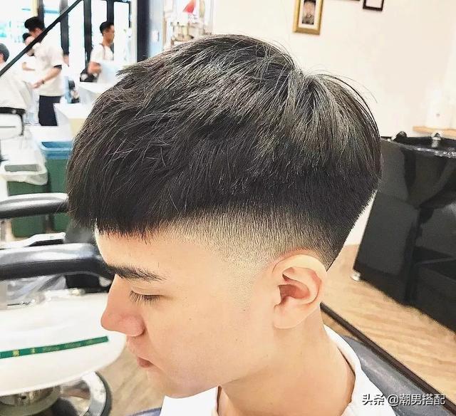 2019年亚洲18~35岁男士清爽发型,谁剪谁帅比!