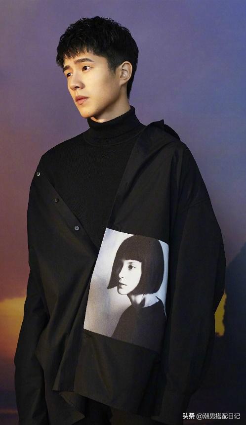 国民男友刘昊然,教你如何穿出男神范儿