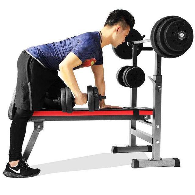 三合组训练,帮助你训练手臂,一定要坚持做起来