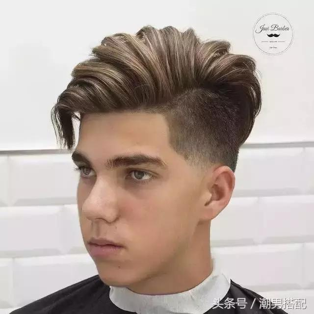 今夏必备的30个男士发型,选对了可以帅一整个夏天!