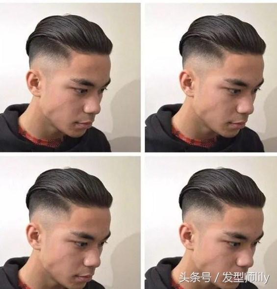 """""""最有型""""男士发型15款,让你帅够一整年"""