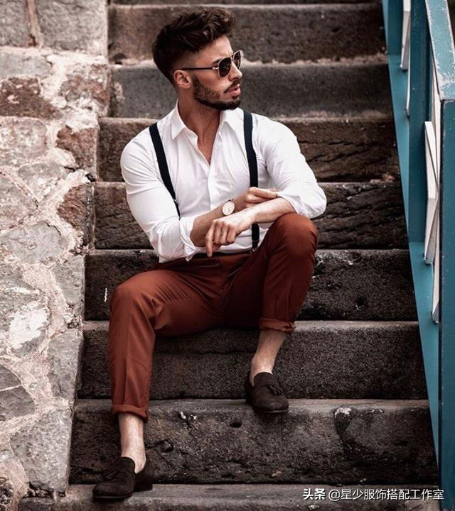 男人夏天穿搭少?5种风格任你挑
