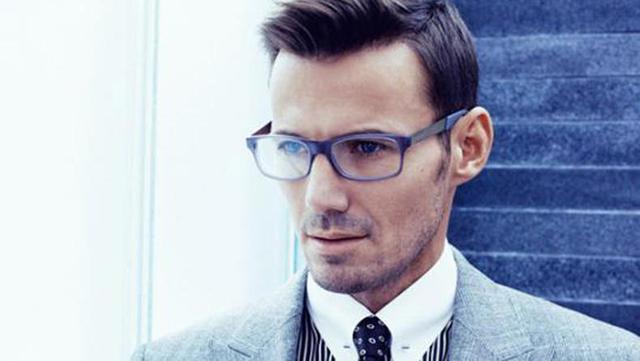 眼镜这样搭配,各种风格都不会出错