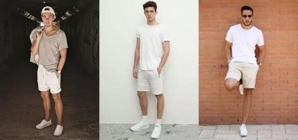 男生怎么穿搭,清爽风格打造今夏时尚型男