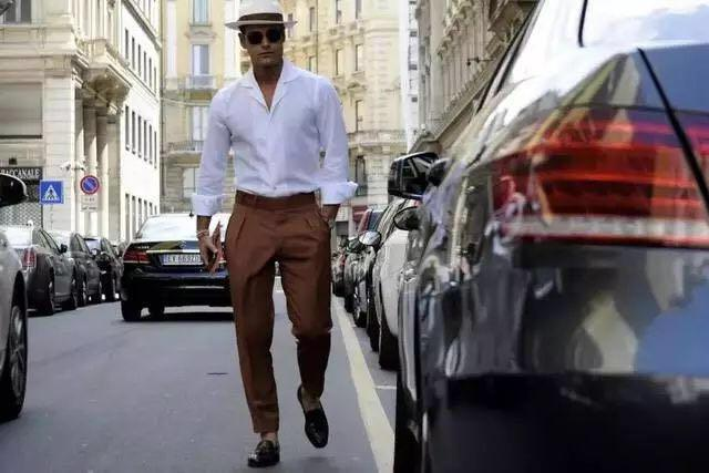 来盘点一下,那5款最经典的男士衬衫