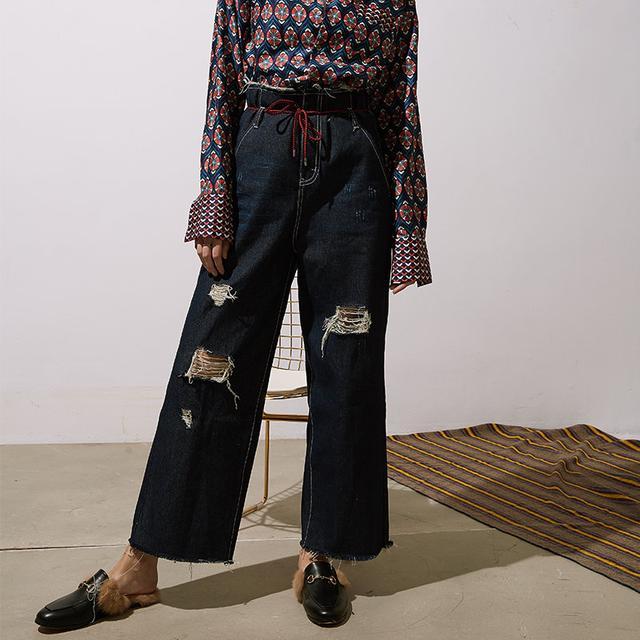 牛仔裤称霸街头,最经典的要数这三条