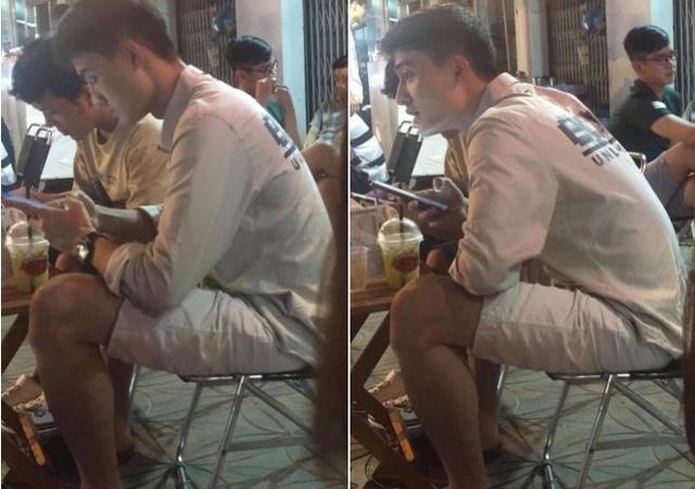 越南最帅男神老师走红,模特身材加明星颜值!网友:想去上学