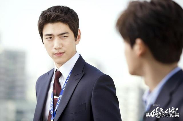 7位韩剧贵公子,李敏镐化身白马王子,帅到掉渣了