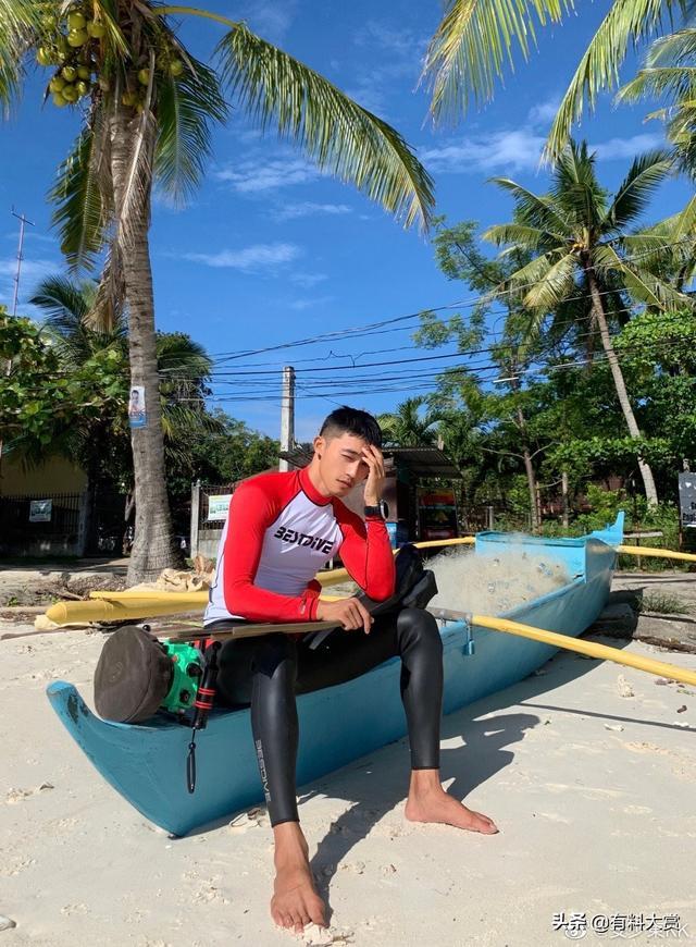 型男大赏II 带你潜入海底的肌肉帅人鱼愿意了解一下吗?