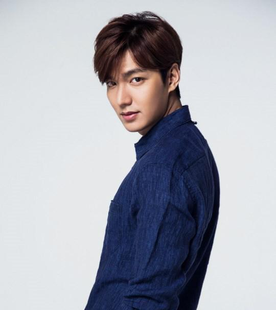 韩国明星李敏镐的西装穿搭大合集,花一样的男子,帅气十足