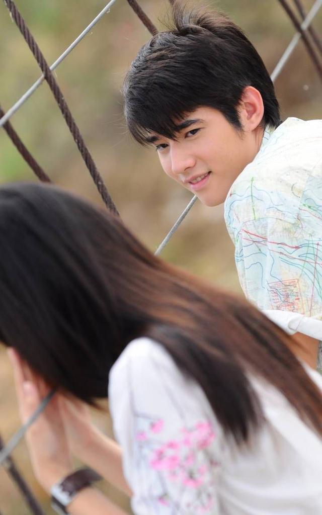 """泰国当红小生马里奥——一出道被冠以""""亚洲第一美少年""""之称"""