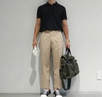 男生穿搭 非常的简单又实用,看看这几款基础款,清爽自然