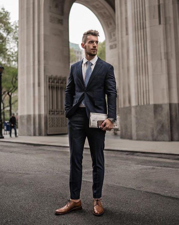如何穿好一件西装?不要盲目去挑选,先从了解它开始