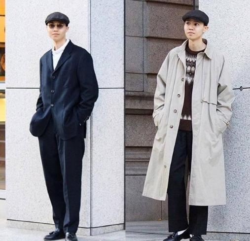 有温度的暖男日系穿搭,这样穿立马变身日系潮人,快收藏