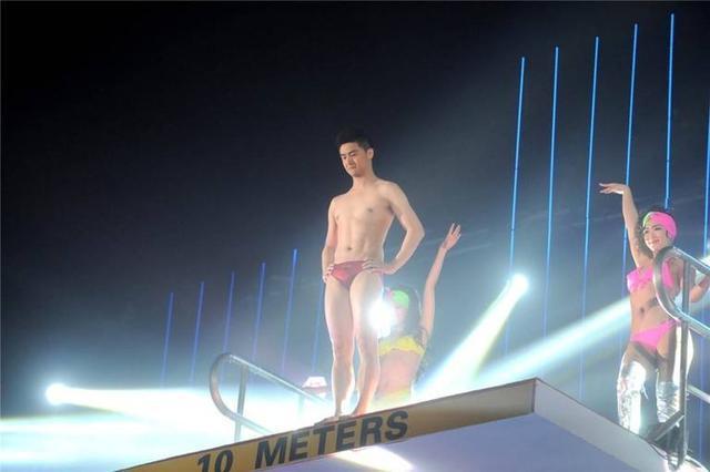 曾经,比包大人陈艾森还红的跳水王子田亮,你还记得吗?