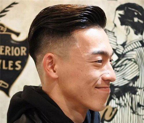 帅哥都在剪的发型 两面三面剃一半帅到炸