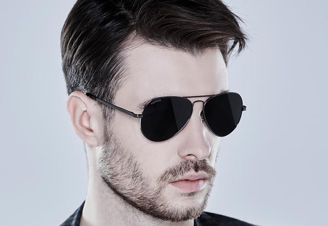 你的脸型适合什么样的眼镜,男生们看过来